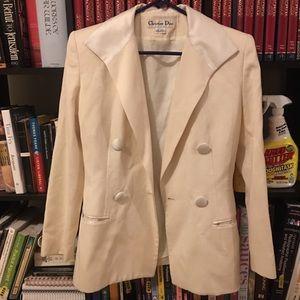 Women's Christian Dior jacket
